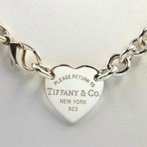 Tiffany & Co. Jewelry - Auth.Return Tiffany matching set